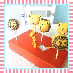 König der Löwen Cake Pops  #sandybel #cakepops #königderlöwen