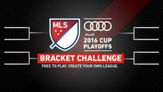 MLS Cup Playoff Bracket Challenge  get in on the playoff action!