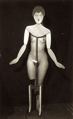 Man Ray, Coat Stand, 1920