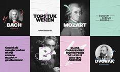 skinn branding agency on Behance Event Branding, Branding Agency, Branding Design, Mozart Requiem, Modern Dance, Brand Guidelines, Visual Identity, Brand Identity, Soft Colors