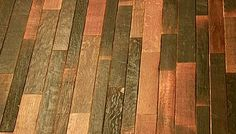 Sustainable Flooring Solutions - Recycled Wine Barrels & Corks