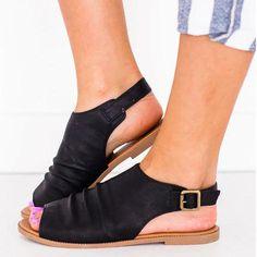 Avarcas Damen Leder Sandalen Sandaletten Leo Print Sling Spain Leather Sandals