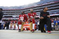 Apparently, Sexual Assault Still Isn't As Bad for NFL Ratings As Colin Kaepernick's Act of Protest