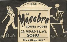 Le Macarbre Coffee House