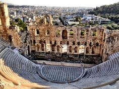 Ακρόπολη Αθηνών in Αθήνα, Αττική Acropolis in Athens, Greece