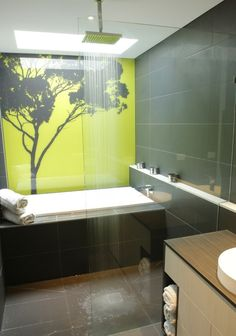 simply splashbacks   bathroom glass splashbacks & coloured glass ... - Wohnideen Small Bathroom