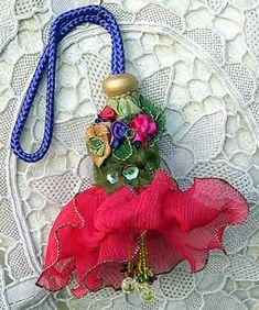 Blossom Tassel kit - Spanish Dancer