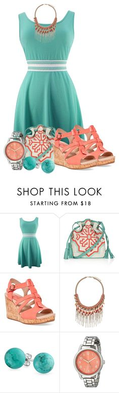 """""""TOPSHOP Small Folk Suede Duffel Bag Contest"""" by tlb0318 on Polyvore featuring Topshop, Sperry, John Lewis, Bling Jewelry and Nine West"""