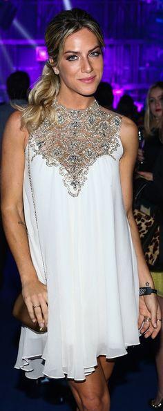 Giovanna Ewbank Pretty Dresses, Sexy Dresses, Short Dresses, Summer Dresses, Plus Size Summer Fashion, Western Dresses, Event Dresses, Couture Dresses, Party Dress