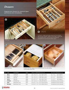 Catalog - Storage Accessories - page 16 - Richelieu Hardware