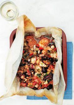 Ψάρια τουρλού Vegetable Pizza, Tacos, Mexican, Vegetables, Ethnic Recipes, Food, Essen, Vegetable Recipes, Meals