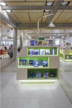 Stavanger byggeskikkpris 2015 til ombygd bibliotek
