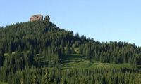 Rabbit Ears Pass near Steamboat Springs