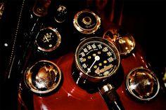 1930's Indian Speedometer