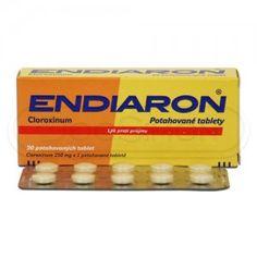 ENDIARON tbl 20x 250mg (cloroxinum)