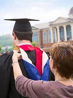 Liberty university graduate