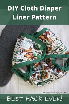 Diy Diapers, Free Diapers, Newborn Diapers, Cloth Diapers, Newborn Hats, Baby Hats, Diaper Cover Pattern, Cloth Diaper Pattern, Cloth Diaper Liners
