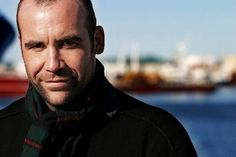 I'll be damned if Rory McCann (The Hound from Game of Thrones) doesn't clean up well.