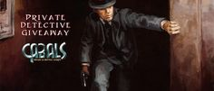Private Detective Giveaway  News | Cabals: Magic & Battle Cards Detective, Giveaway, Battle, Magic, News, Cards, Maps, Playing Cards