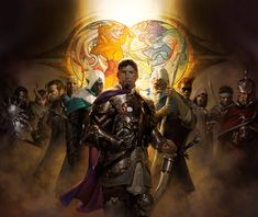 New Novel Series.. THE SUNDERING... From across the Forgotten Realms, some of the Best Authors of Wizards of the Coast pen the future of Faerun. What can happen to Drizzt Do'Urden next?