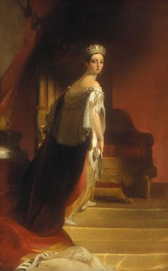 Thomas Sully: Queen Victoria, 1838