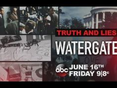 20/20 ABC | Watergate -- Truth