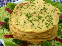 Csicseriborsólisztes Karfiolpalacsinta recept Funny Food, Food Humor, Ethnic Recipes, Fun Food