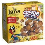 I'm learning all about Ian's Natural Foods Cookie Buttons Wheat Free Gluten Free Crunchy Cinnamon at Gluten Free Cookies, Gluten Free Recipes, Dog Food Recipes, Cookie Recipes, Snack Recipes, Chunky Chocolate Chip Cookies, Chocolate Chip Recipes, Healthy Picnic, Healthy Snacks