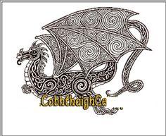 cobhthaighCeltique - Celtic Dragon