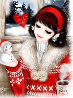 Happy Holidays my lovely friends! <3 =D