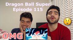 Dragon Ball Super Episode 115 Full Live Reaction! GOKU GOES ULTRA INSTIN...