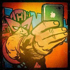 Heróis da Marvel aderem aos selfies em novo ensaio de Butcher Billy