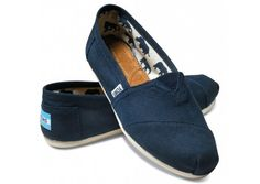 A pair for me, a pair for a child in need. Toms $40