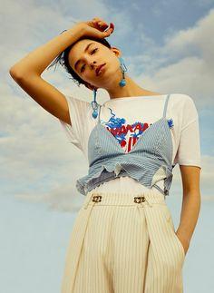 Moda Mujer y Hombre - Primavera Verano 2017 | PULL&BEAR España
