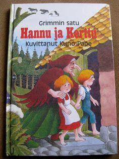 Satusunnuntai: Hannu ja Kerttu – Anna&Ellit