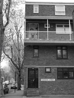 Saracen Street, Poplar