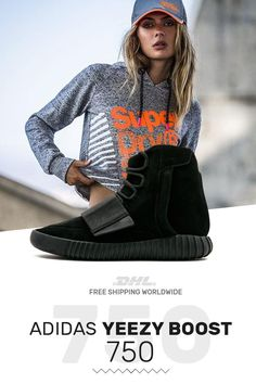 2020d488fe671 Price of Womens Adidas Yeezy Boost 750 Triple Black online