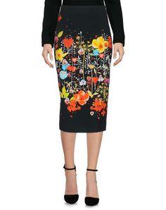 bc563536b3 PICCIONE•PICCIONE Women s 3 4 length skirt Dark green 4 US Real Women
