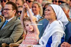 14-7-2018 BORGHOLM - Crown Princess Victoria's birthdayAttendance at Victoria Day during the concert at Borgholm celebrations of Crown Princess Victoria's 41 th birthday, Borgholm, Sweden 14 July 2018. The King Carl Gustav , The Queen Sofia , The Crown Princess Victoria , Prince Daniel, Prince Carl Philip, Princess Sofia, Princess Madeleine, Christopher O'Neill princess Estelle COPYRIGHT ROBIN UTRECHT 14-7-2018 BORGHOLM - Crown Princess Victoria's birthdayAttendance at Victoria Day during…