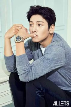 Ji Chang Wook for ALLETS x GC 161411