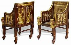 Image result for Ancient Egyptian Furniture
