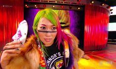 Asuka has finally returned to WWE Smackdown Live Wrestling Divas, Wrestling News, Wwe 2, Wwe Raw Women, Peyton Royce, Raw Women's Champion, Charlotte Flair, Sasha Bank, Wwe Womens