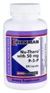 Nu-Thera® with 50 mg P-5-P - Hypoallergenic