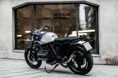 BMW K75 by Foundry MC