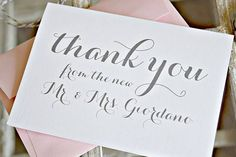 *6 Post-Wedding Ways to Thank Your Vendors