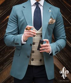 Make it simple, but significant. CigarLife x SuitLife #FarelCigars #SIGNORI #urbanmensfashion