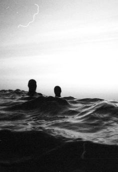 We tumbled into a sea from which we never left. (photo by Joe Nigel Coleman)