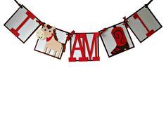 Cowboy Mini Banner