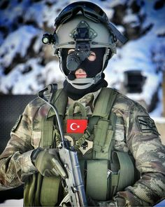 Turkey Special Operation Gendarme -JÖH-