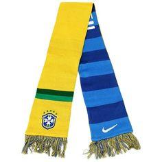 cachecol Nike Seleção Brasil.